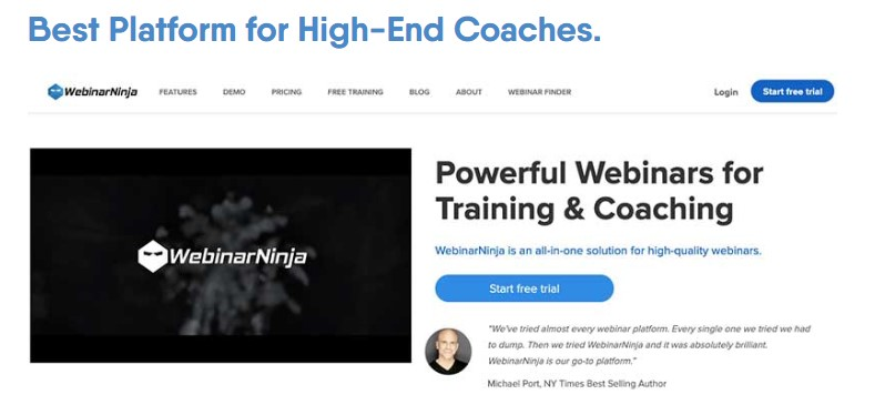 Best Webinar Ninja Software(2020) -Tech Teacher Debashree